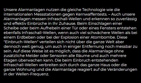 Alarmanlagen Einbrecher für  Alsbach-Hähnlein